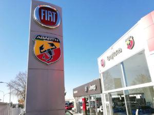 Concessionari Fiat a Vilafranca del Penedès